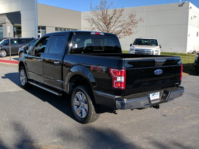 2018 F-150 Crew Cab 4x4 Pickup #J664 - photo 3
