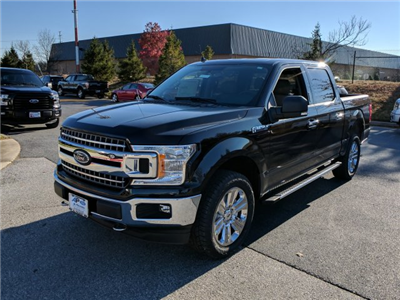 2018 F-150 Crew Cab 4x4 Pickup #J664 - photo 4
