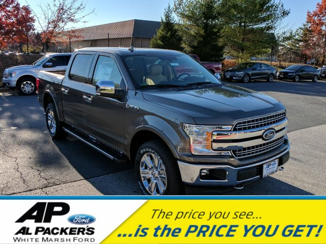 2018 F-150 Crew Cab 4x4 Pickup #J665 - photo 1