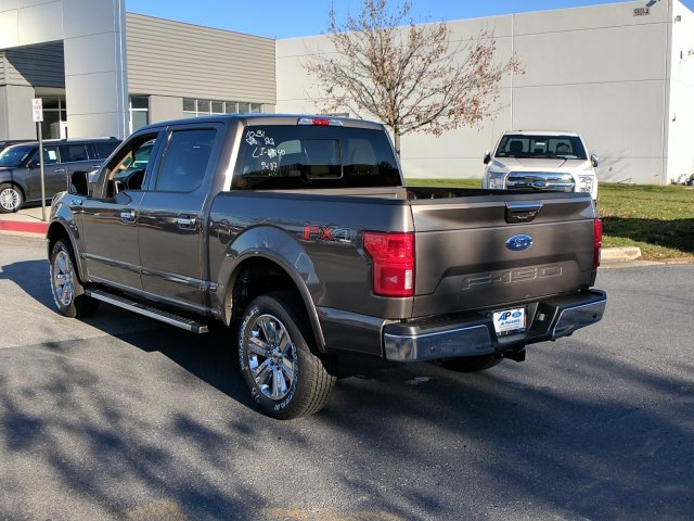 2018 F-150 Crew Cab 4x4 Pickup #J665 - photo 3