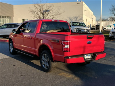 2018 F-150 SuperCrew Cab 4x4,  Pickup #J705 - photo 3