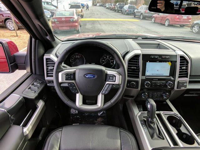 2018 F-150 SuperCrew Cab 4x4,  Pickup #J723 - photo 9
