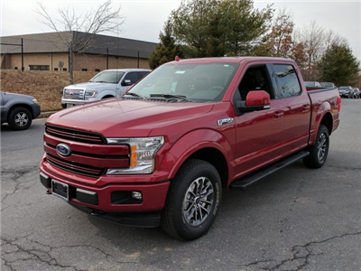 2018 F-150 SuperCrew Cab 4x4,  Pickup #J723 - photo 4