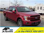 2018 F-150 SuperCrew Cab 4x4,  Pickup #J723 - photo 1