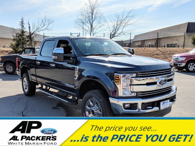 2018 F-250 Crew Cab 4x4, Pickup #J765 - photo 1