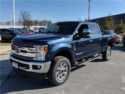 2018 F-250 Crew Cab 4x4, Pickup #J765 - photo 4