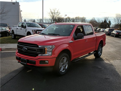 2018 F-150 Crew Cab 4x4, Pickup #J778 - photo 4
