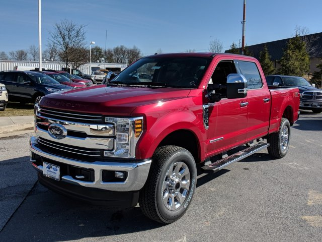2018 F-250 Crew Cab 4x4, Pickup #J782 - photo 4