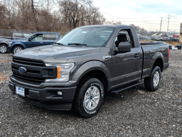 2018 F-150 Regular Cab 4x4,  Pickup #J828 - photo 4