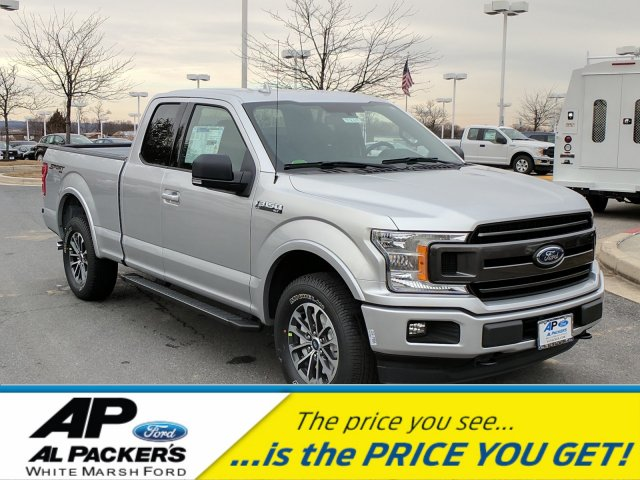 2018 F-150 Super Cab 4x4, Pickup #J869 - photo 1
