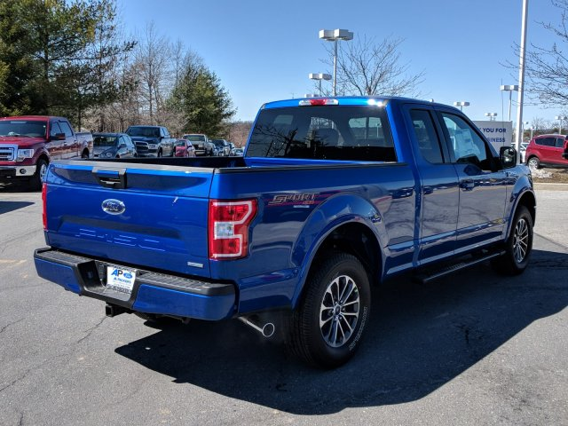 2018 F-150 Super Cab 4x4, Pickup #J885 - photo 2