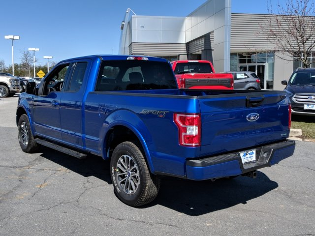 2018 F-150 Super Cab 4x4, Pickup #J885 - photo 3