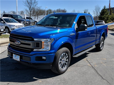 2018 F-150 Super Cab 4x4, Pickup #J885 - photo 4