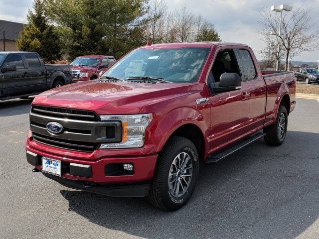 2018 F-150 Super Cab 4x4, Pickup #J918 - photo 4