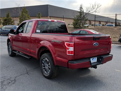 2018 F-150 Super Cab 4x4, Pickup #J918 - photo 3