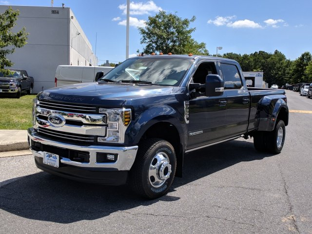 2019 F-350 Crew Cab DRW 4x4,  Pickup #K515 - photo 4