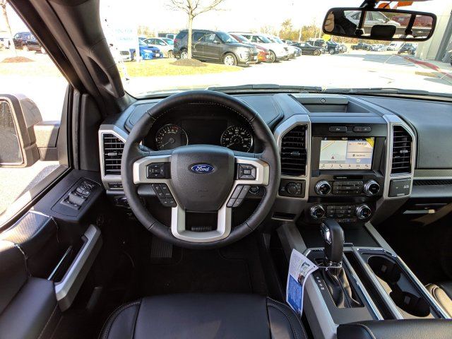 2019 F-150 SuperCrew Cab 4x4,  Pickup #K650 - photo 12