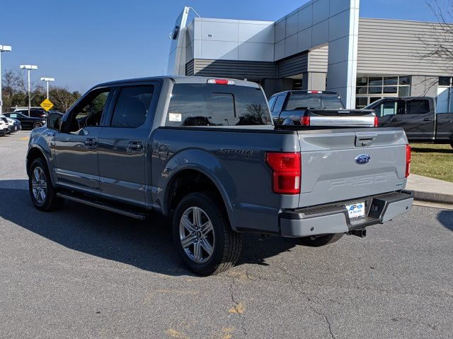 2019 F-150 SuperCrew Cab 4x4,  Pickup #K650 - photo 3