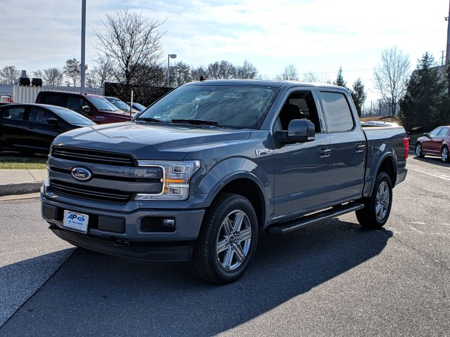 2019 F-150 SuperCrew Cab 4x4,  Pickup #K650 - photo 4