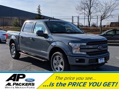 2019 F-150 SuperCrew Cab 4x4,  Pickup #K650 - photo 1