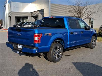 2019 F-150 SuperCrew Cab 4x4,  Pickup #K720 - photo 2