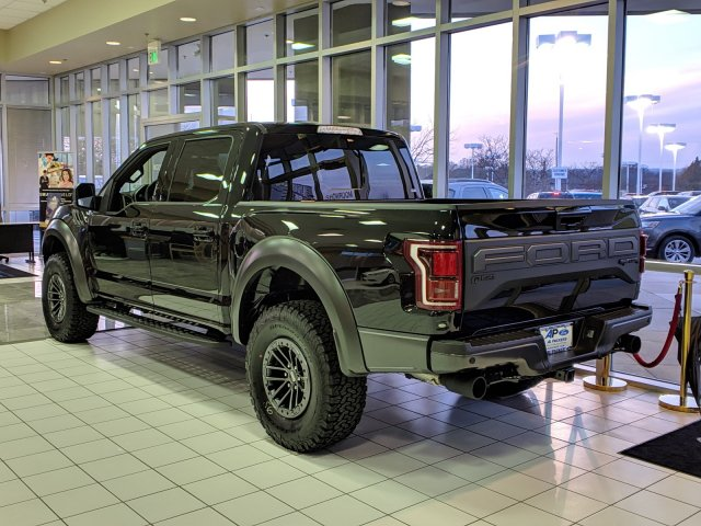 2019 F-150 SuperCrew Cab 4x4,  Pickup #K801 - photo 2