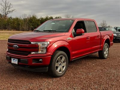 2019 F-150 SuperCrew Cab 4x4,  Pickup #K807 - photo 4