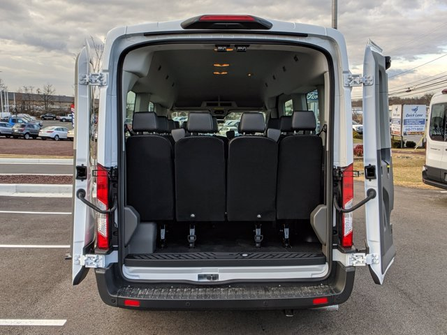 2020 Ford Transit 350 Med Roof 4x2, Passenger Wagon #L1575 - photo 1