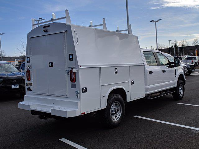 2021 Ford F-350 Crew Cab 4x4, Knapheide Service Body #M661F - photo 1