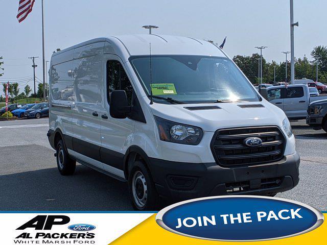 2020 Ford Transit 250 Medium Roof 4x2, Empty Cargo Van #P3434 - photo 1