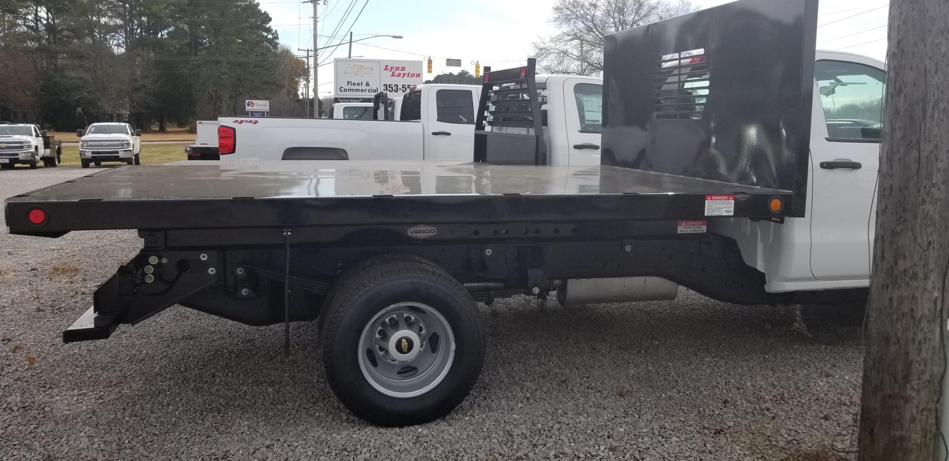 New 2019 Chevrolet Silverado 3500 Platform Body for sale in