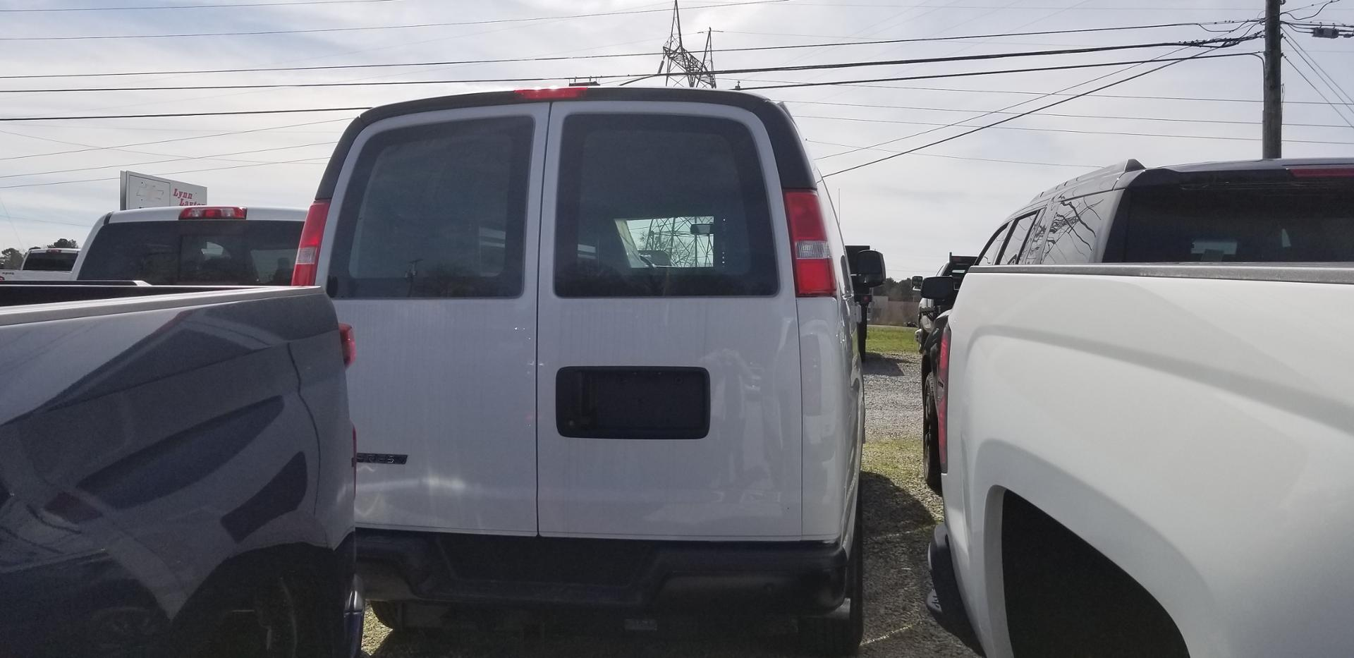 Lynn Layton Chevrolet Decatur Alabama >> New 2019 Chevrolet Express 2500 Upfitted Cargo Van for ...