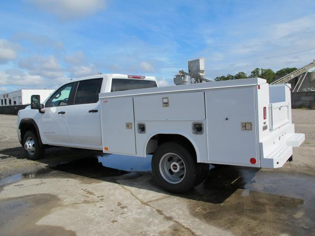 2020 GMC Sierra 3500 Crew Cab 4x4, Service Body #G20873 - photo 1