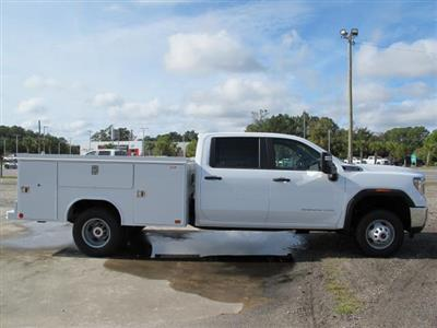2020 GMC Sierra 3500 Crew Cab 4x4, Service Body #G20873 - photo 3