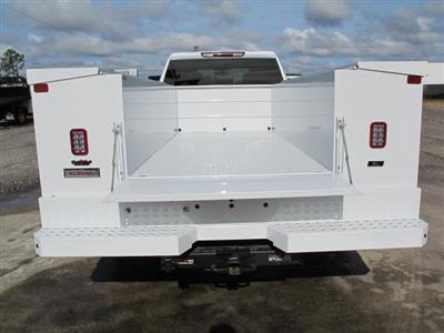 2020 GMC Sierra 3500 Crew Cab 4x4, Service Body #G20873 - photo 8