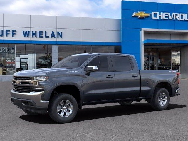 2021 Chevrolet Silverado 1500 Crew Cab 4x4, Pickup #10690 - photo 3