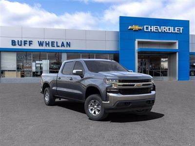 2021 Chevrolet Silverado 1500 Crew Cab 4x4, Pickup #10690 - photo 1