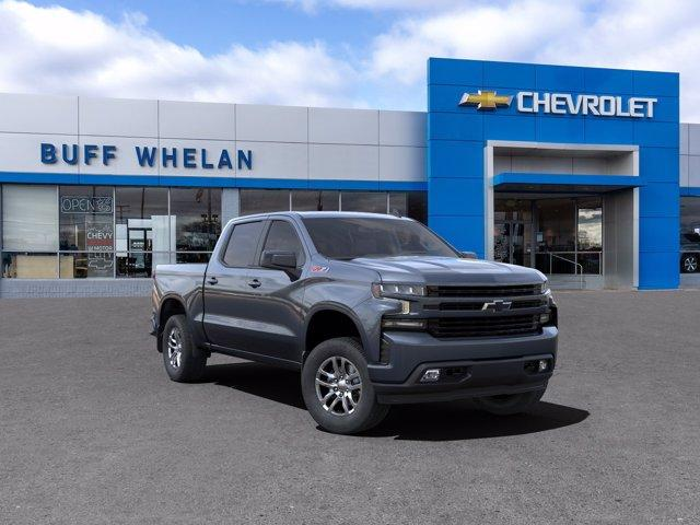2021 Chevrolet Silverado 1500 Crew Cab 4x4, Pickup #10709 - photo 1