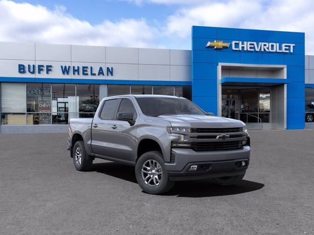 2021 Chevrolet Silverado 1500 Crew Cab 4x4, Pickup #10804 - photo 1