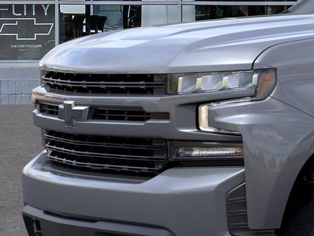 2021 Chevrolet Silverado 1500 Crew Cab 4x4, Pickup #10804 - photo 11