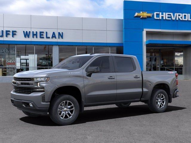 2021 Chevrolet Silverado 1500 Crew Cab 4x4, Pickup #10804 - photo 3