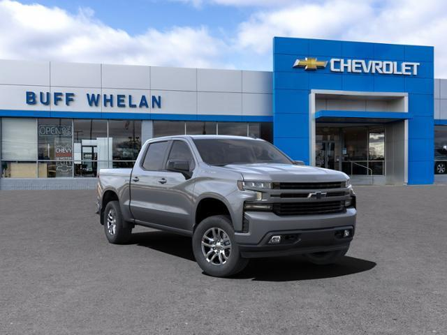 2021 Chevrolet Silverado 1500 Crew Cab 4x4, Pickup #10804 - photo 21
