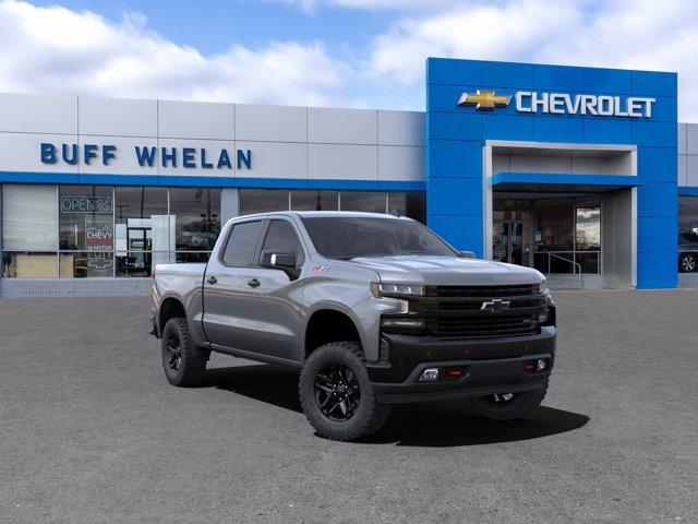 2021 Chevrolet Silverado 1500 Crew Cab 4x4, Pickup #10892 - photo 1