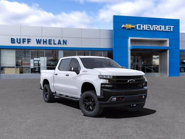 2021 Chevrolet Silverado 1500 Crew Cab 4x4, Pickup #10892D - photo 1