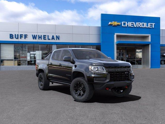 2021 Chevrolet Colorado Crew Cab 4x4, Pickup #10941 - photo 1