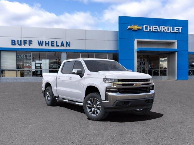 2021 Chevrolet Silverado 1500 Crew Cab 4x4, Pickup #11007 - photo 1