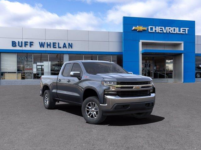 2021 Chevrolet Silverado 1500 Double Cab 4x4, Pickup #11020 - photo 1