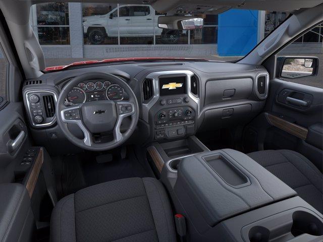 2021 Chevrolet Silverado 1500 Crew Cab 4x4, Pickup #11334 - photo 12