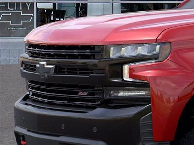 2021 Chevrolet Silverado 1500 Crew Cab 4x4, Pickup #11334 - photo 11