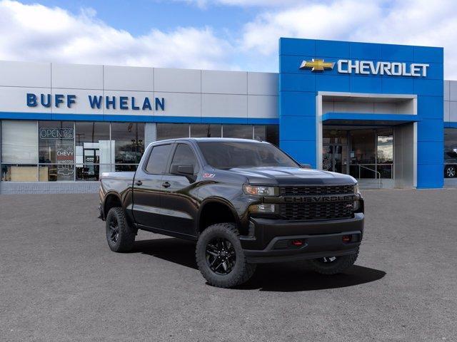 2021 Chevrolet Silverado 1500 Crew Cab 4x4, Pickup #11391 - photo 1